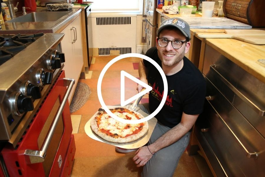 Pizza Making Class Video